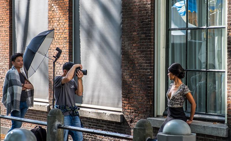 Street Photoshoot in Zurich