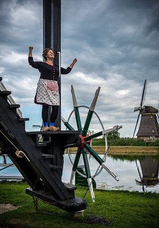 The Power behind the Windmills