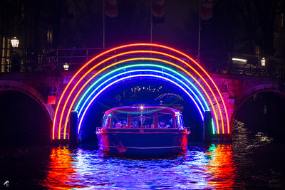 Bridge of the Rainbow, Gilbert Moity