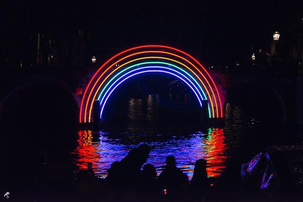 Bridge of the Rainbow, Gilbert Moity