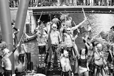Gay Parade, Amsterdam