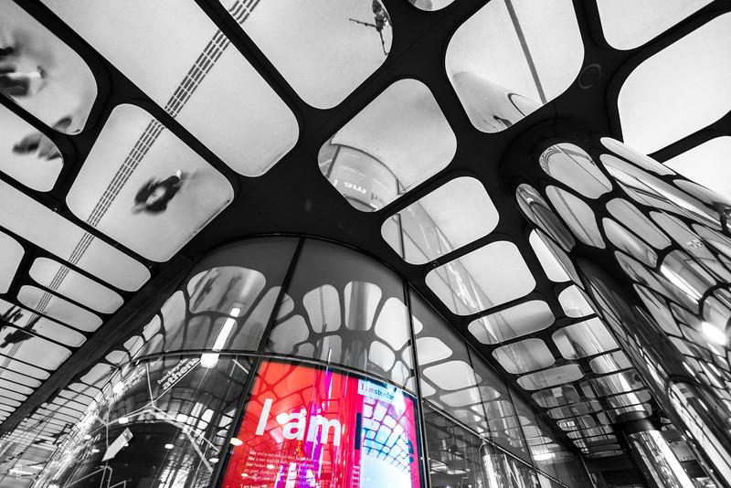 I amsterdam Visitor Centre