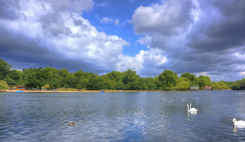 Hyde Park<br /> London