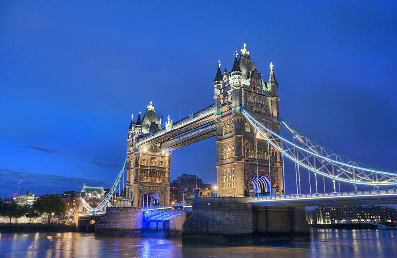 Tower Bridge<br /> London