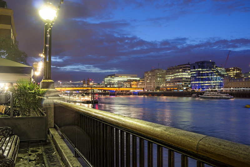 Thames, South Bank<br /> London