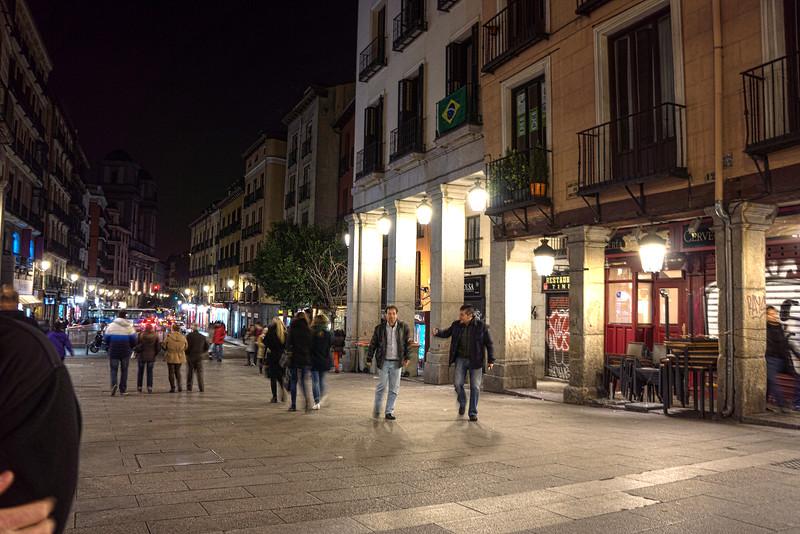 Calle Toledo<br /> Madrid