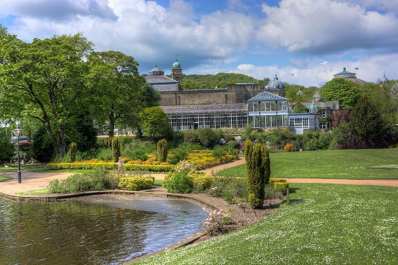 Pavilion Gardens<br /> Buxton, UK