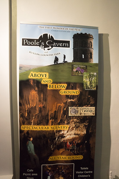 Poole's Cavern<br /> Buxton, UK