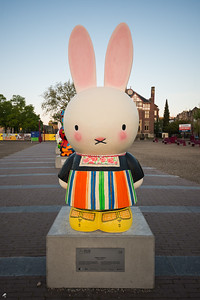 Made in Holland by Philip Hopman (Miffy Art Parade)