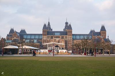 Museumplein - Around Stedelijk Museum, Amsterdam