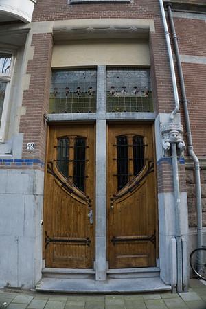 Jan Luijkenstraat around Museumplein