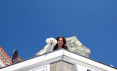 Nederland, Amsterdam, 31 augustus 2009, van der Pekbuurt, Amsterdam Noord, foto: Katrien Mulder