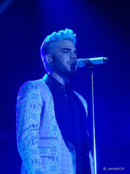 Adam Lambert The Original High Tour Amsterdam