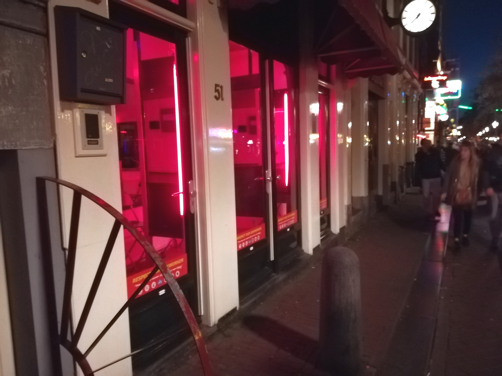 red light district amsterdam girl reviews