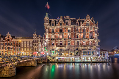 Beautyful Hotel in Amsterdam