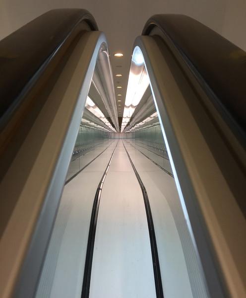 Stedelijk Museum Escalators. 2016.