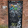 Graffiti Door 175