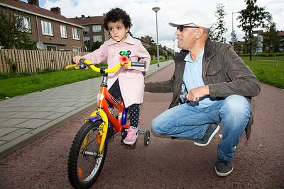 Lodewijk van Deijselbuurt, Amsterdam Nieuw West, 23 september 2015, foto: Katrien Mulder