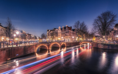 High Speed Sightseeing Amsterdam