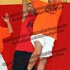 Andre Jackson (red) Osvaldo DeJesus (orange)