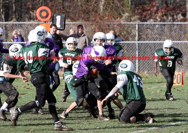 Little Giants-Vikings vs Jets 11-1-2009