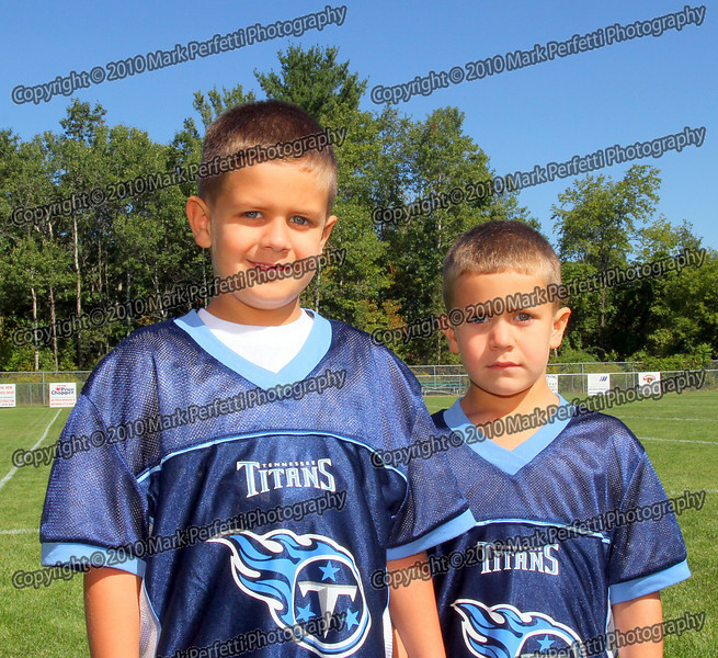 Ryan and Sam Hotaling/ Tennessee Titans
