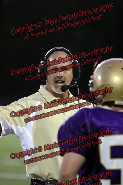 Rams vs Bishop Maginn 9-4-2009