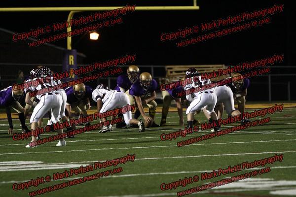 Rams vs Gloversville 10/9/09