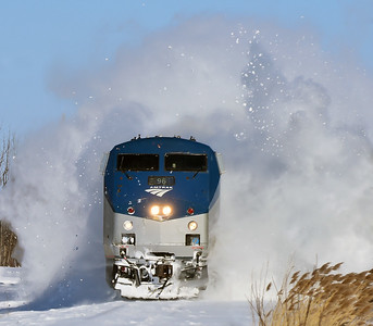 Amtrak Adirondack