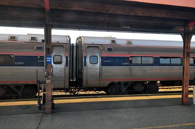 Amtrak Trip to Burlington, VT
