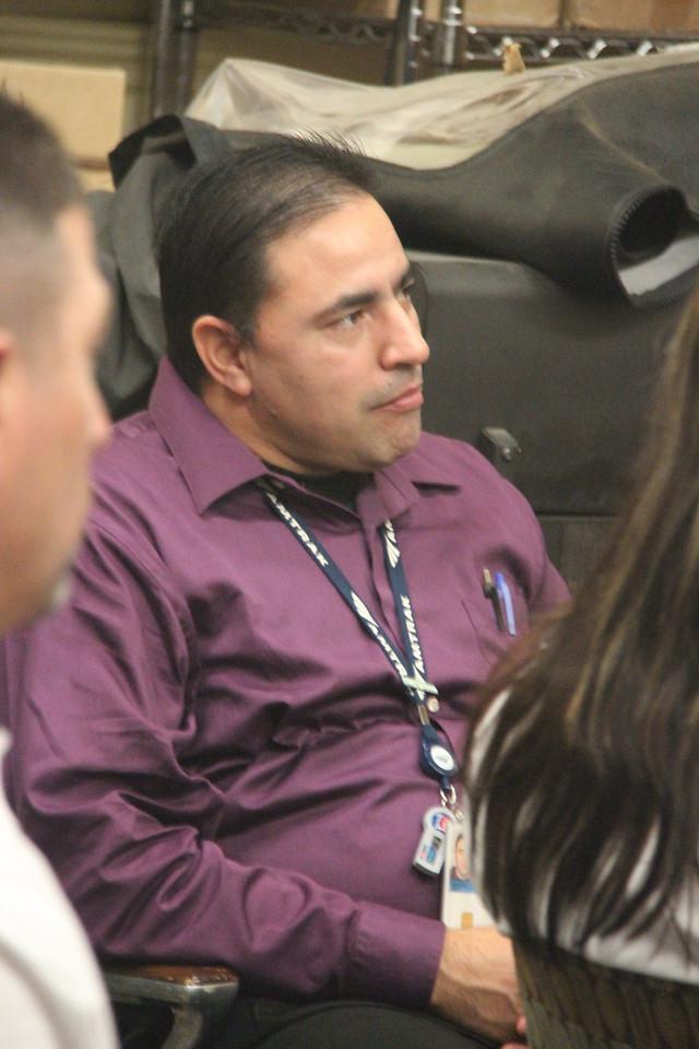 Andy Saucedo, S2S Facilitator (SAS)