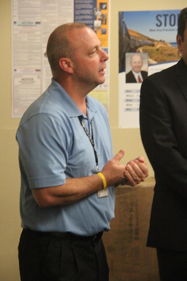 Chad M. Scanlon, Road Foreman of Engines (FTW)