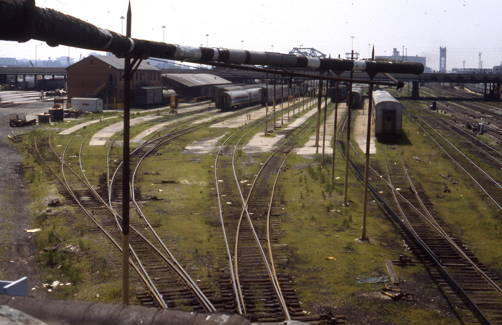 Chicago Yard, circa 1979.
