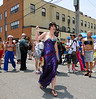 Mermaid parade 2011 - staging area