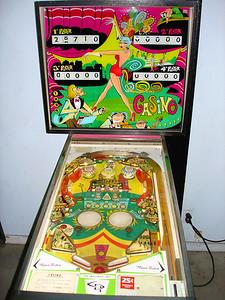 Casino - 1972 Chicago Coin Co.