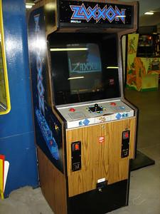 Zaxxon - 1982 Sega/Gremlin