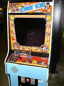 Donkey Kong - 1981 Nintendo