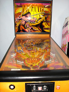 Hercules - the world's largest pinball machine (and they have 2 working ones!) - 1979 Atari