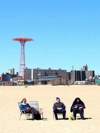 Coney Island 4-2-12 through Memorial Day Weekend