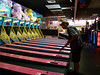 Jesus watches over the skee-ball at the El Dorado!