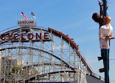 Coney Island Labor Day through New Years Eve 2011