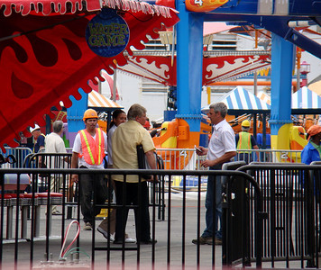 Coney Island Memorial Day Weekend 2010
