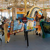 5-24-13 - Grand reopening of the B&B Carousell - MC Illions Lincoln Centennial horse