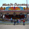 The Musik Express (Mack) is new to Astroland - they acquired it from Strates Shows. - Some one has commented that it's a Bertazon not a Mack ride - sure looks like Mack to me - anyone?