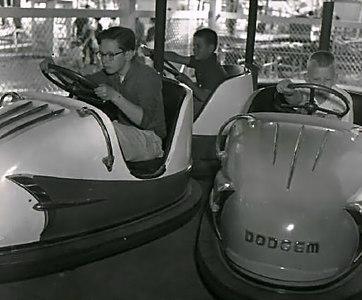Dodgem Bumper cars.