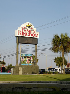 Family Kingdom is Myrtle Beach's second amusment park that opened in the early 1960's.