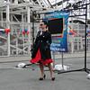 Luna Park & Cyclone opening day 4-16-11 - Miss Cyclone, Angie Pontani