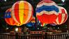 Morgan Balloon race ride.