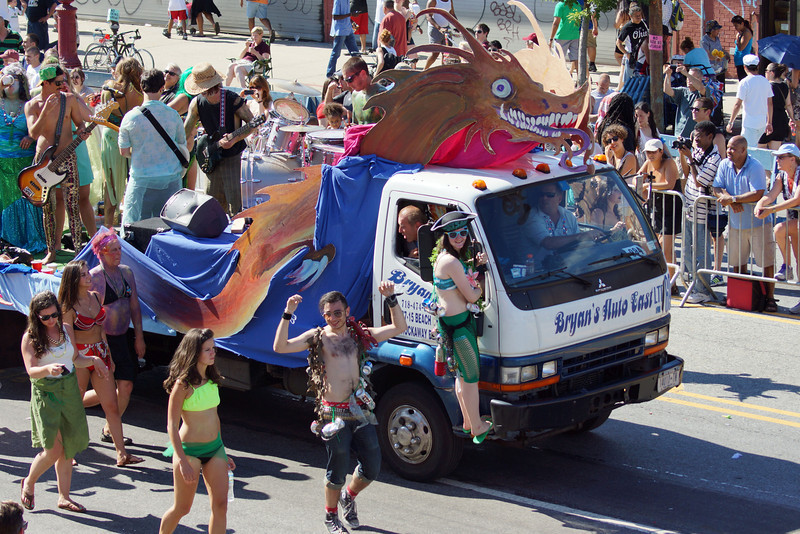6/23/12 - The 30th Annual Mermaid Parade