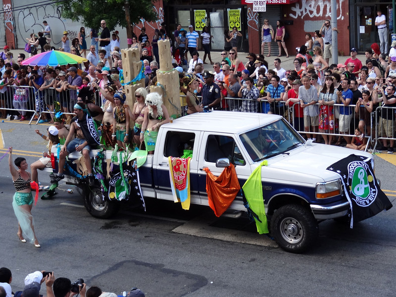 6/23/12 - The 30th Annual Mermaid Parade